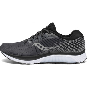 saucony Guide 13 Chaussures Homme, black/white